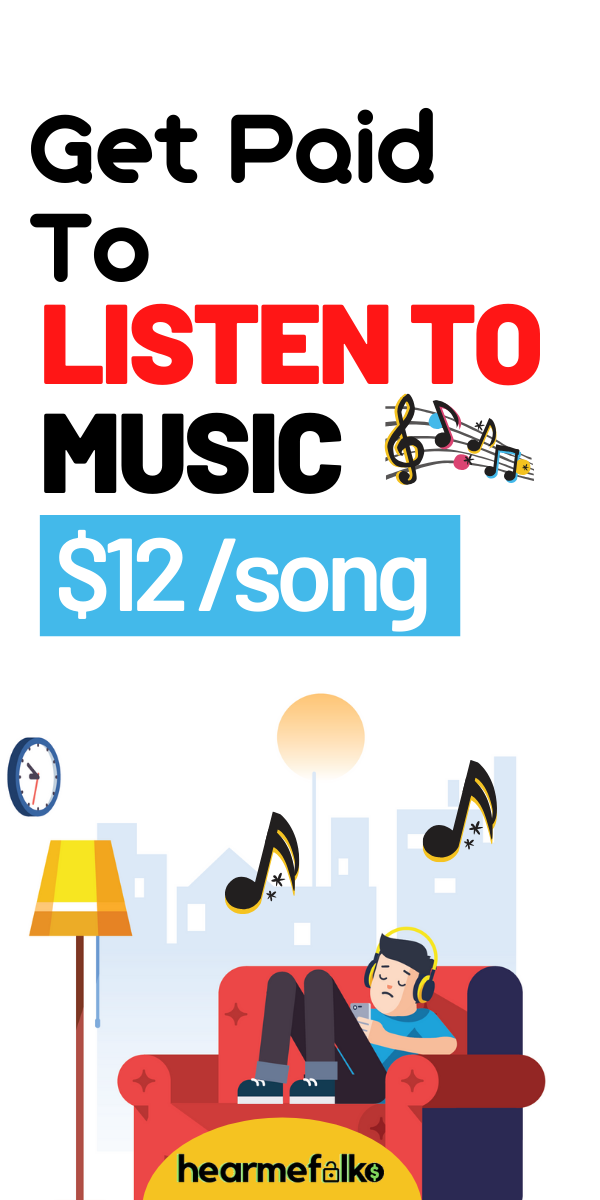 Did You Know That You Can Get Paid To Listen To Music Yes You Can Here Are 14 Such Legit Platfo How To Get Money Make Money From Pinterest Way To