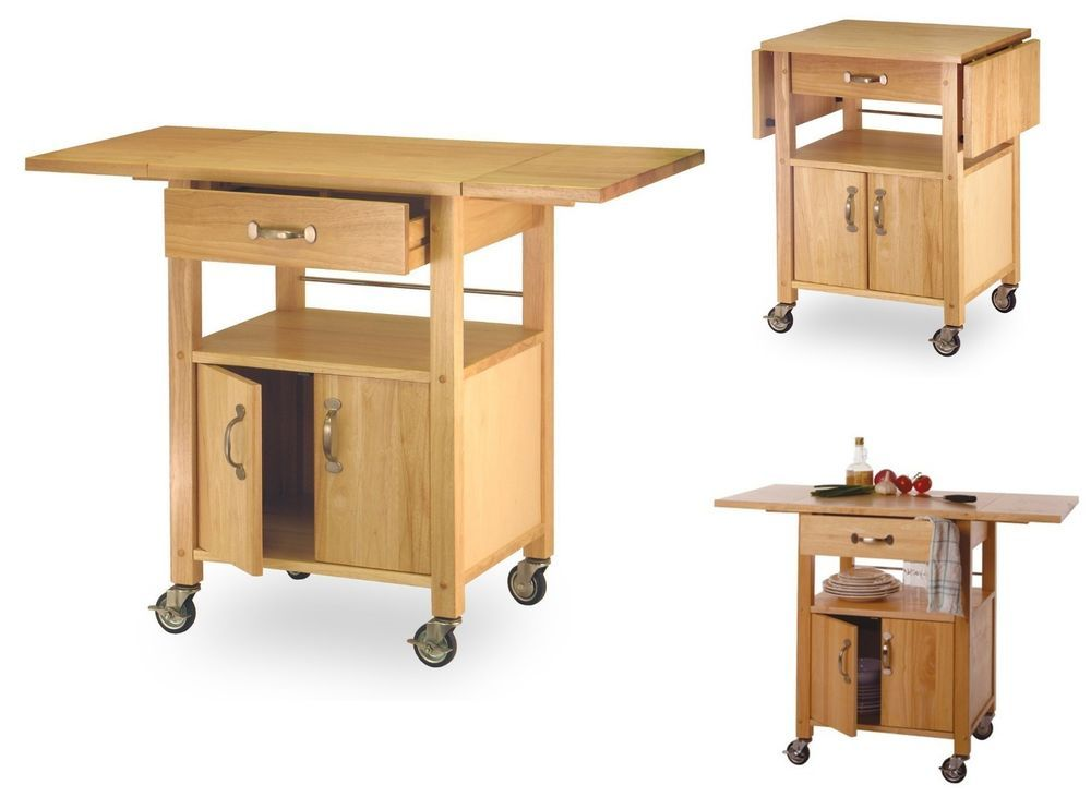 free gracewood home hollow cart product kitchen drawer natural drawers finish defoe with garden