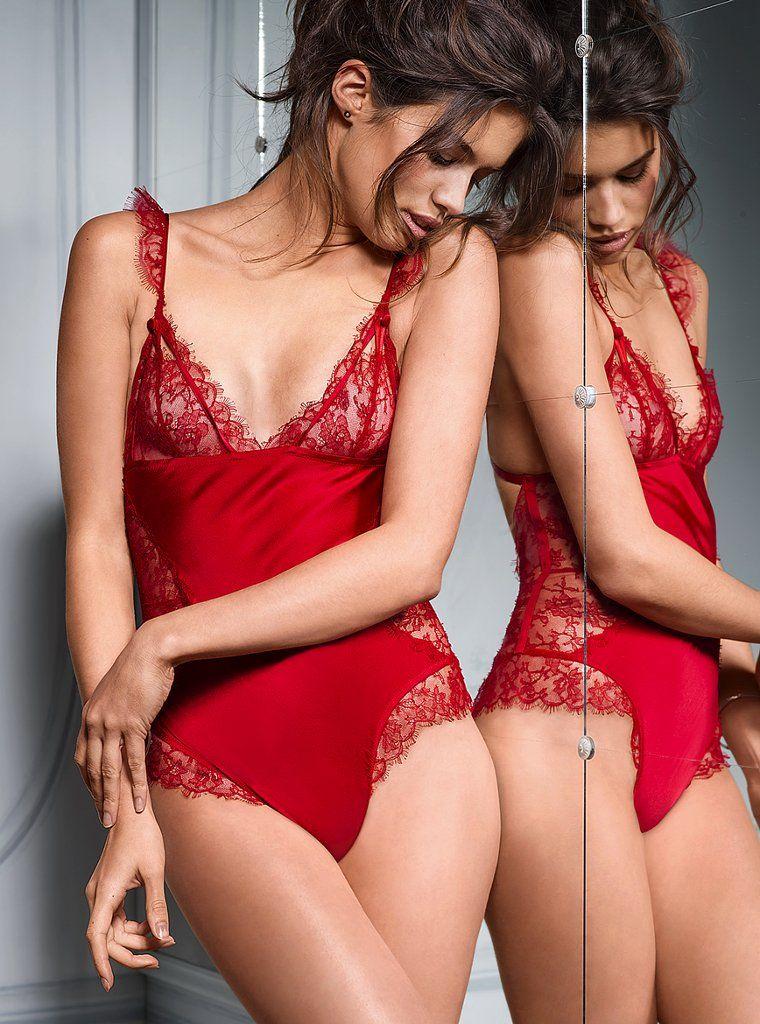 e25d2f44092 Portuguese super model Sara Sampaio For Victoria s Secret Hot Sexy lingerie