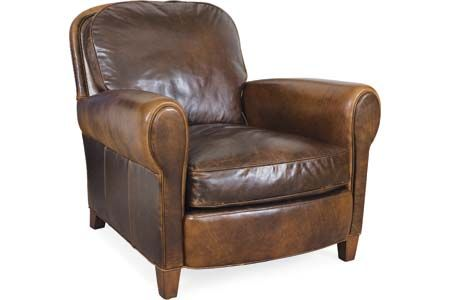Lee Industries L1479 01 Leather Chair