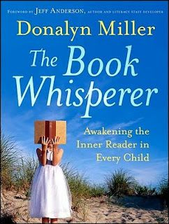 The book whisperer - what every teacher should read and reflect on!