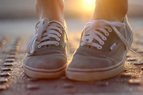 foot, girl, shoes, summer, sun