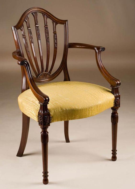 Hepplewhite Furniture Custom Made Hepplewhite Style