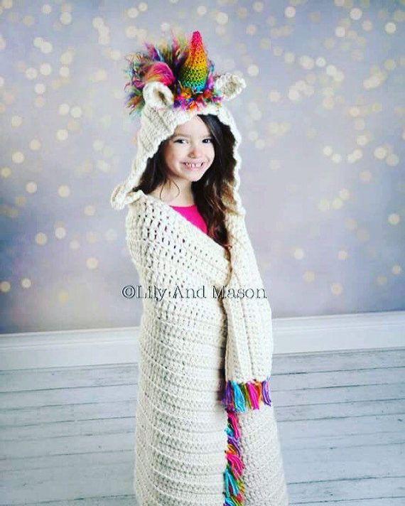 Unicorn Crochet Pattern, Unicorn Crochet, Unicorn Pattern, Crochet ...