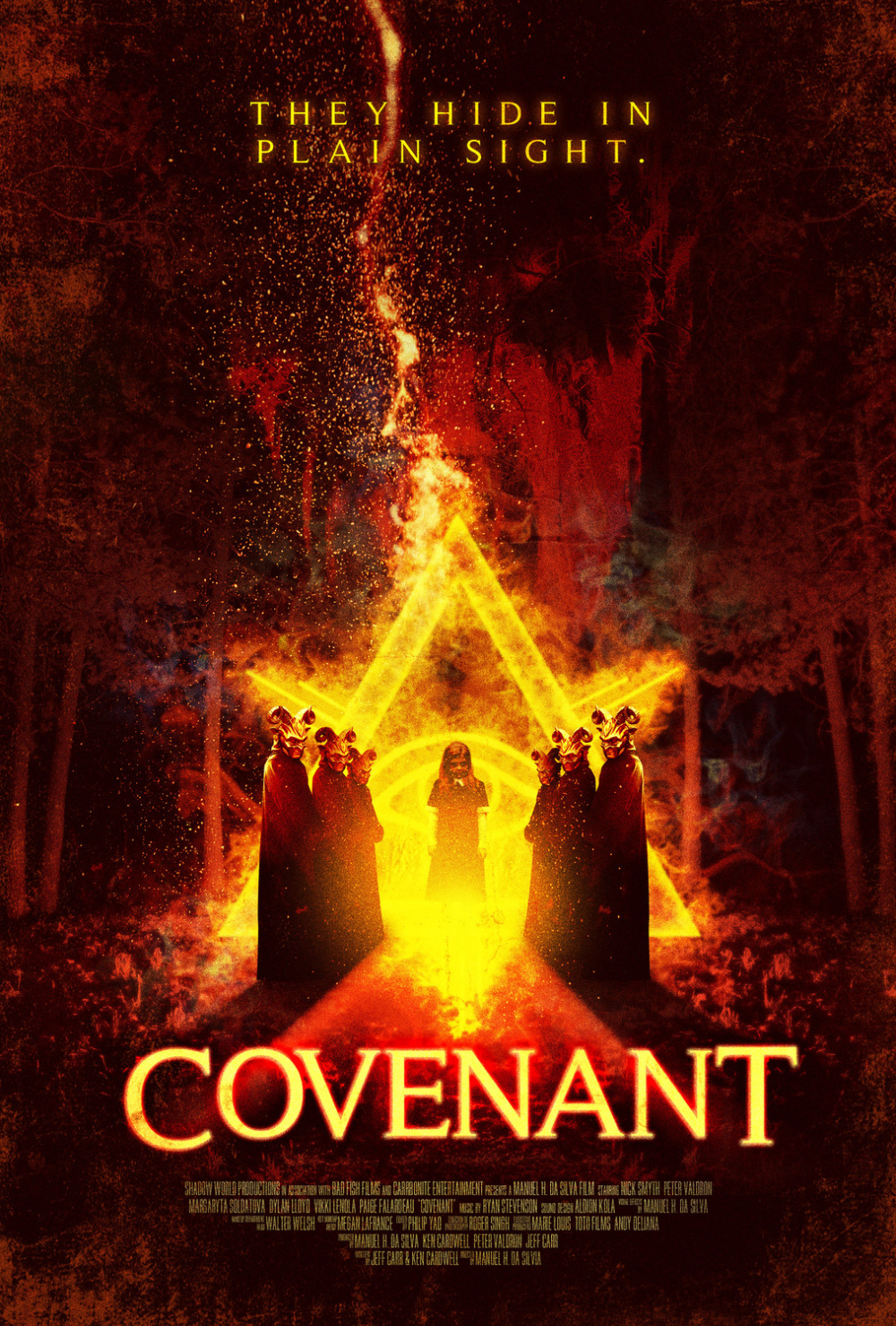 Return To The Main Poster Page For Covenant 3 Of 3 The Covenant Covenant Movie Movie Posters