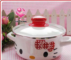 Hello Kitty pot