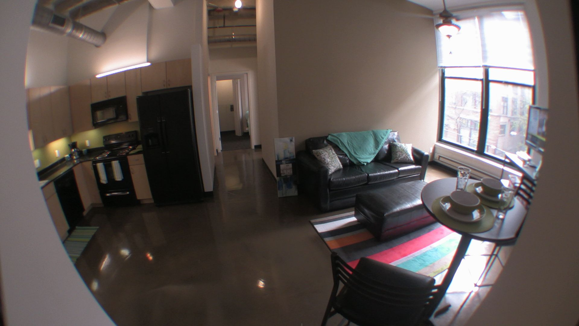The Madison Loft A 4 Bedroom Bathroom Located In Tailor Lofts At 315 S Peoria St Chicago Il 60607 Fully Furnished Individual Leases
