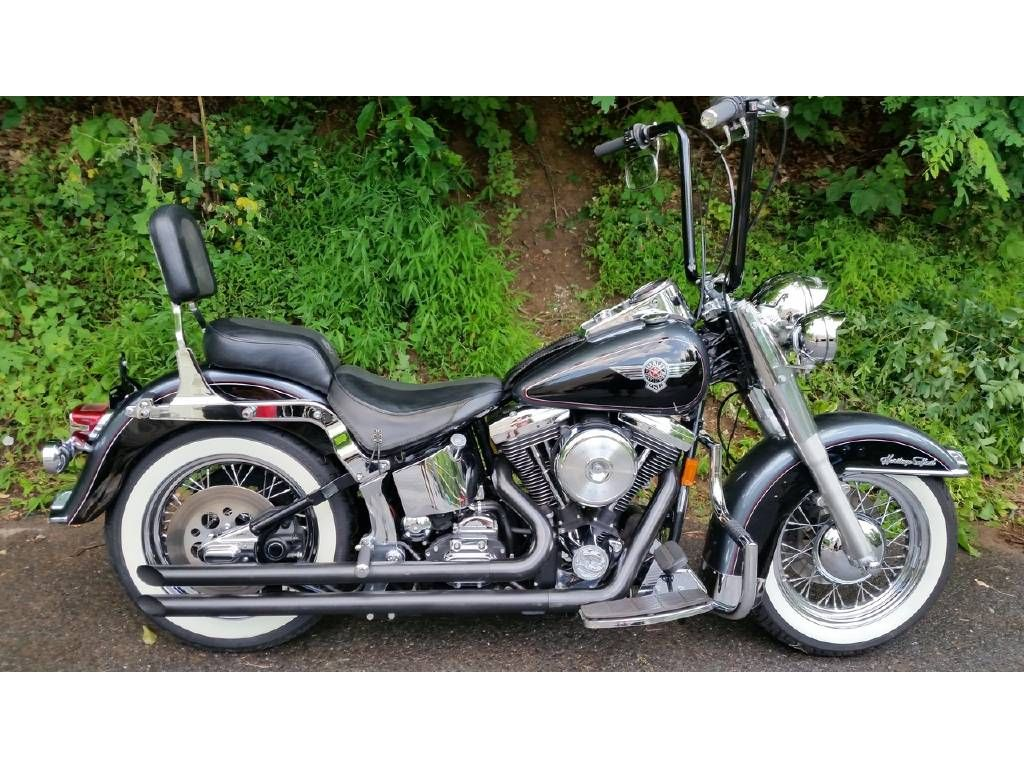 1995 Harley Davidson Heritage Softail Classic Morgantown Pa Cycletrader Com Harley Davidson Softail Harley