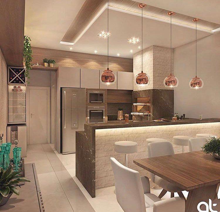 Gustavo c sar piassale on instagram cozinha gourmet for Bancone cucina fai da te