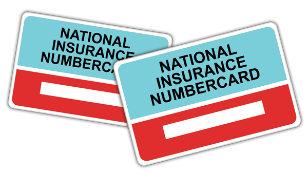 Image result for national insurance member card