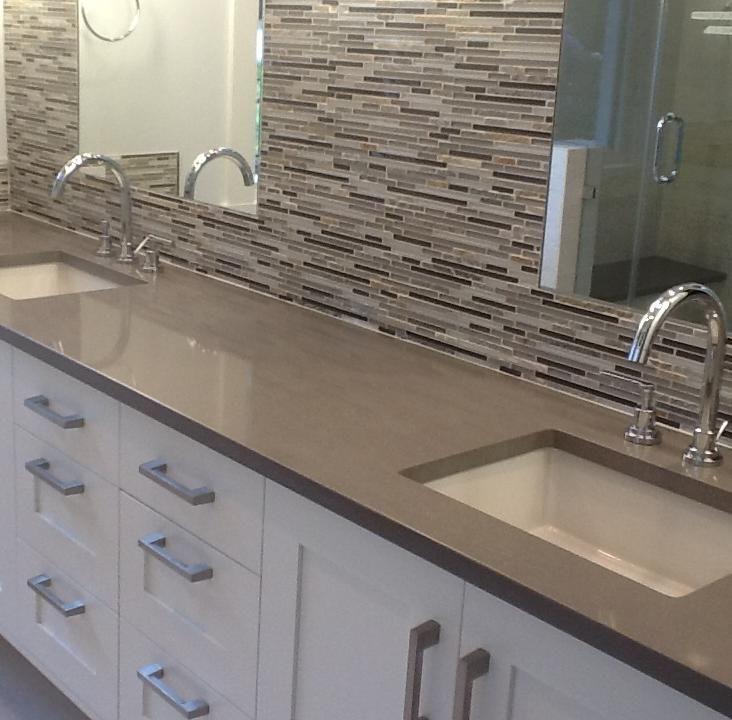 Linen Caesarstone Quartz Countertop Quartz Bathroom Countertops