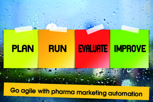 Go agile with pharma marketing automation campaigns
