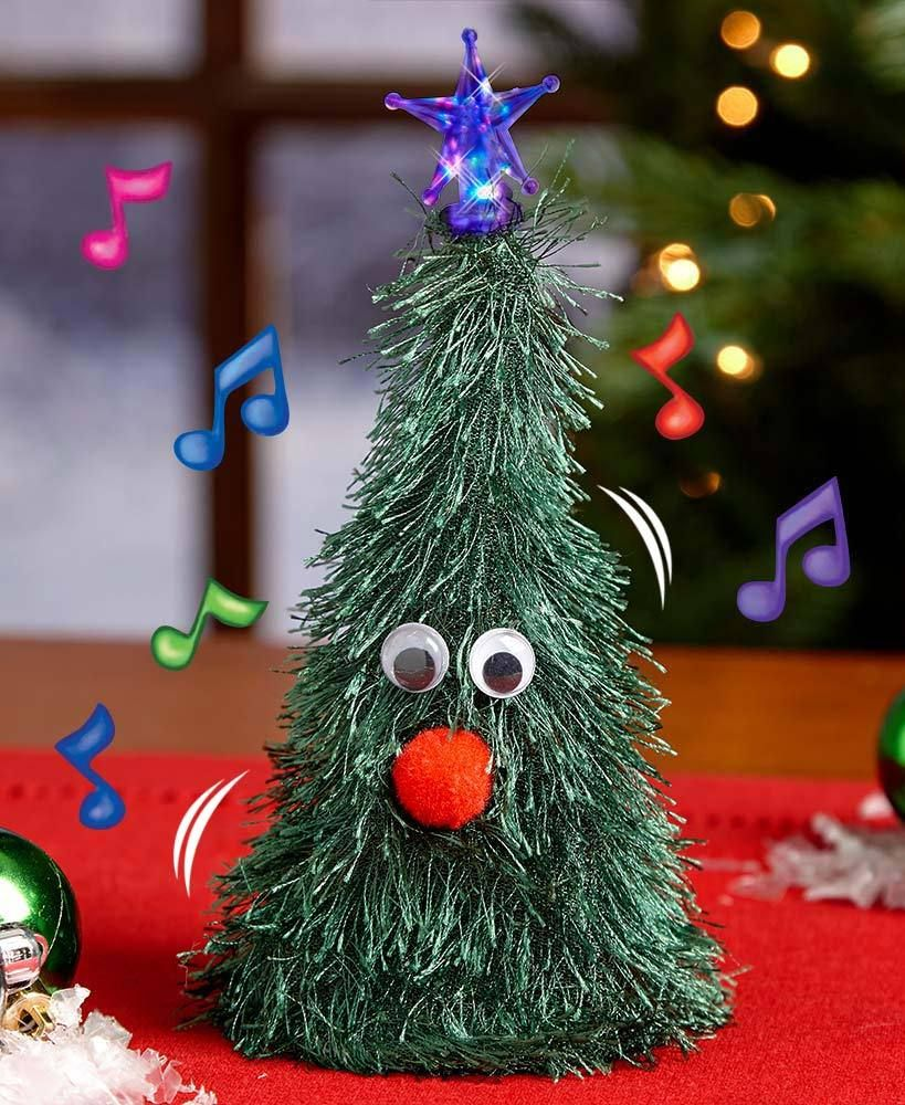 Singing Christmas Decorations: Singing Christmas Decorations Animated