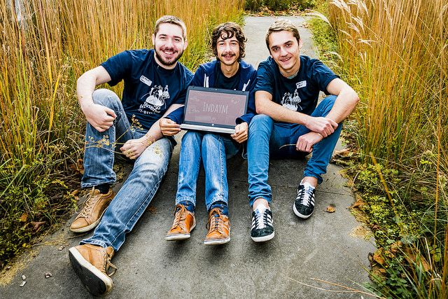 Team Indaym, Startup Weekend Saint-Brieuc