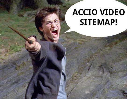 Accio Video Sitemap Harry Potter Meme Harry Potter Digital Marketing Agency Harry