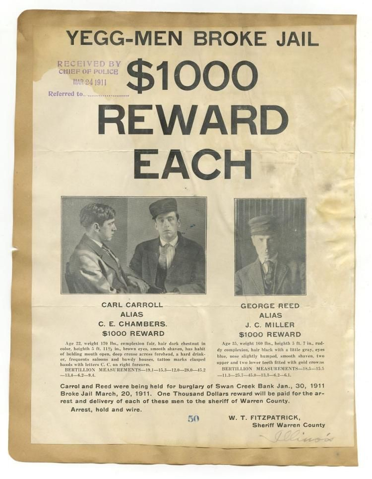 Wanted Posters -