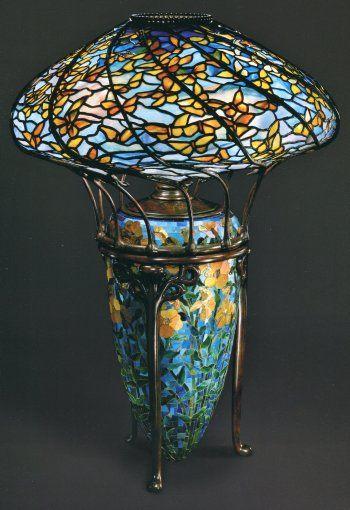 14fc50a6826 original tiffany lamps