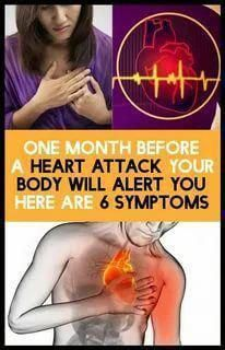 heart attack signs | heart attack symptoms in wom