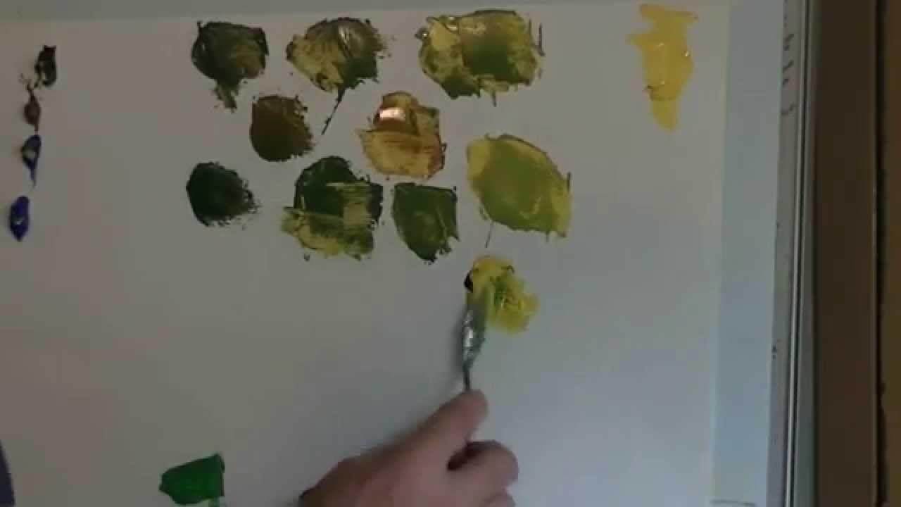 Comment Fabriquer Des Verts A Partir De Couleurs Courantes En 2019
