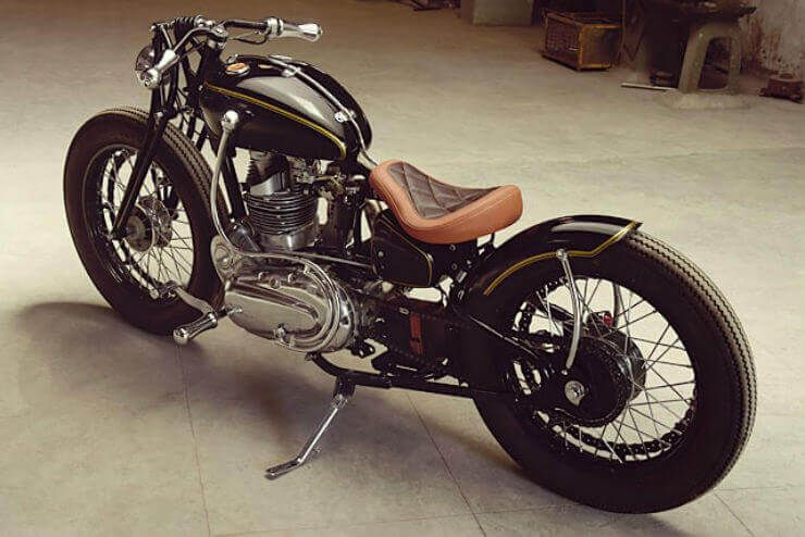 Amazing Modified Royal Enfield Motorcycles Enfield Motorcycle