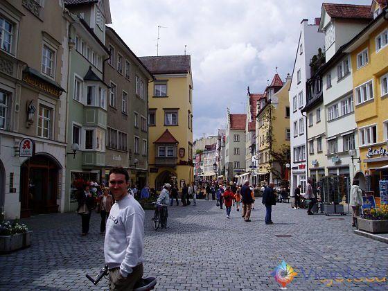 Um roteiro para conhecer Lindau, a cidade-ilha na Alemanha!