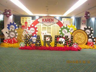 dekorasi acara ultah anak di rumah - contoh surat yang