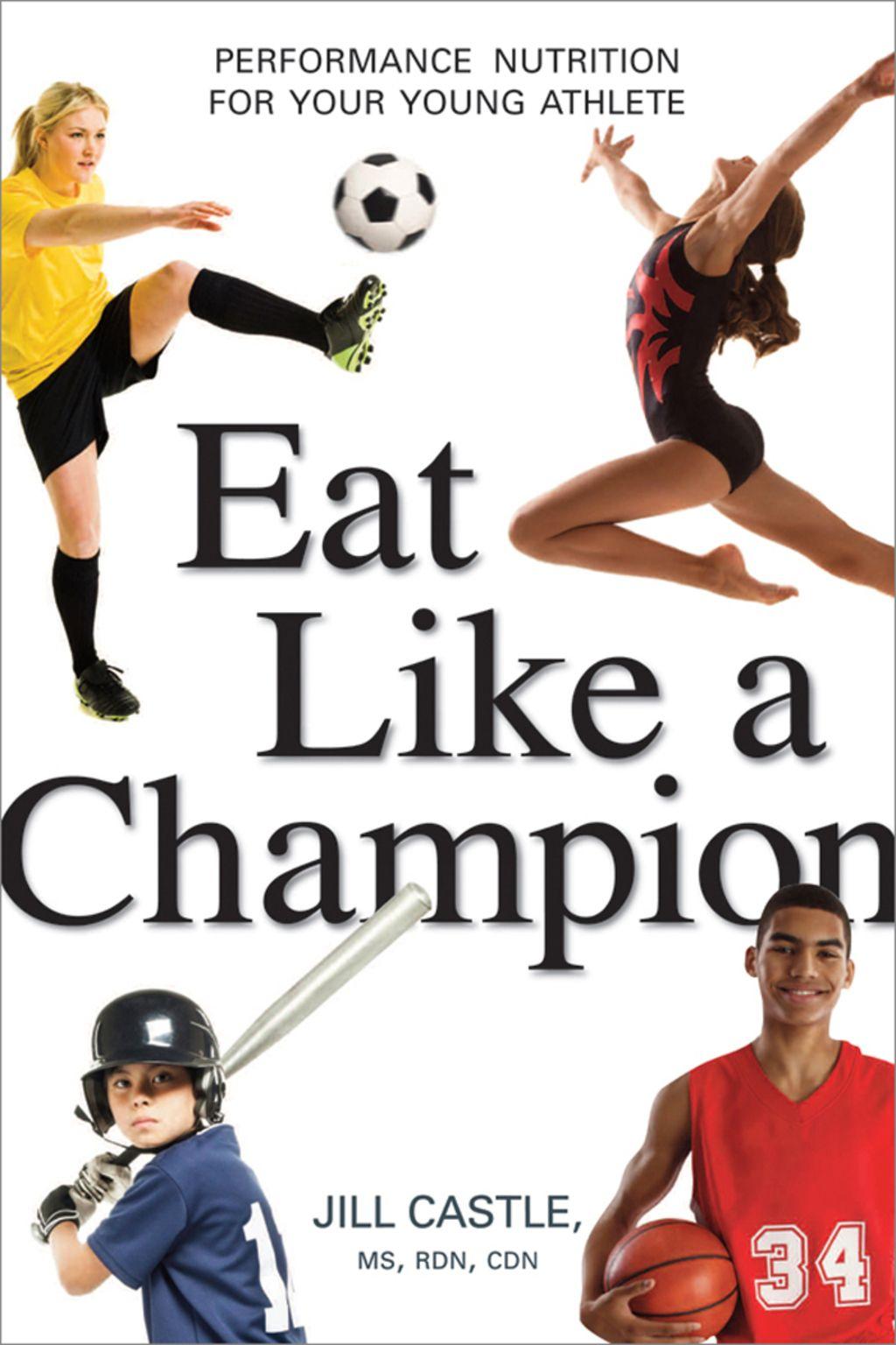 Eat Like a Champion (eBook) #athletenutrition