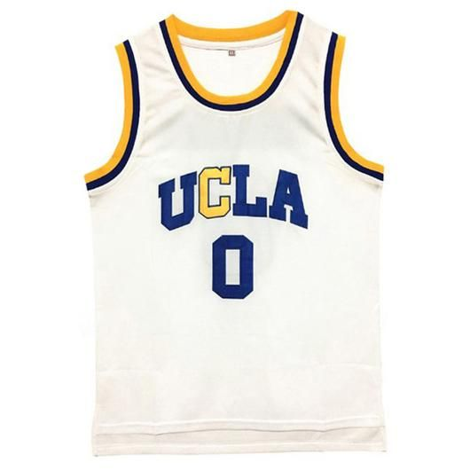 best service 2751f 93192 Russell Westbrook UCLA Bruins College Throwback Jersey ...