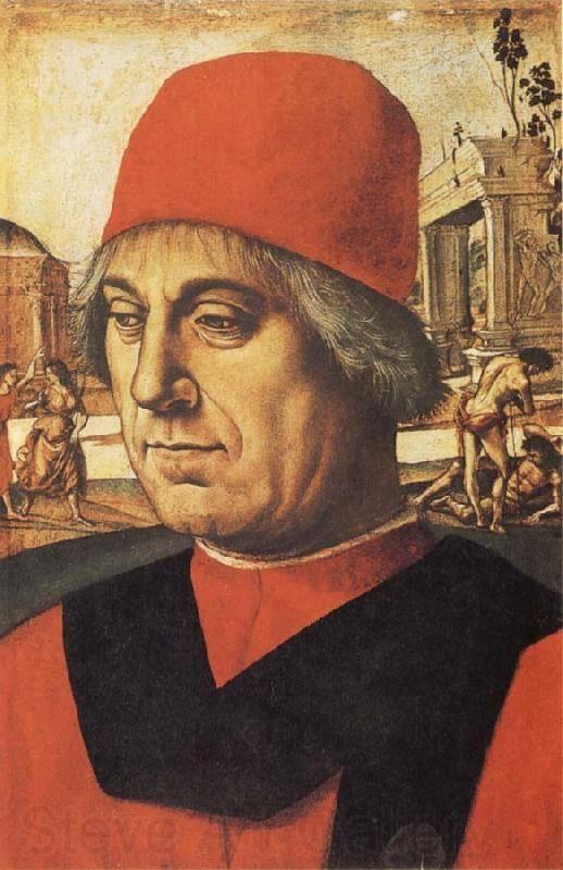 Retrato de un abogado - Luca Signorelli