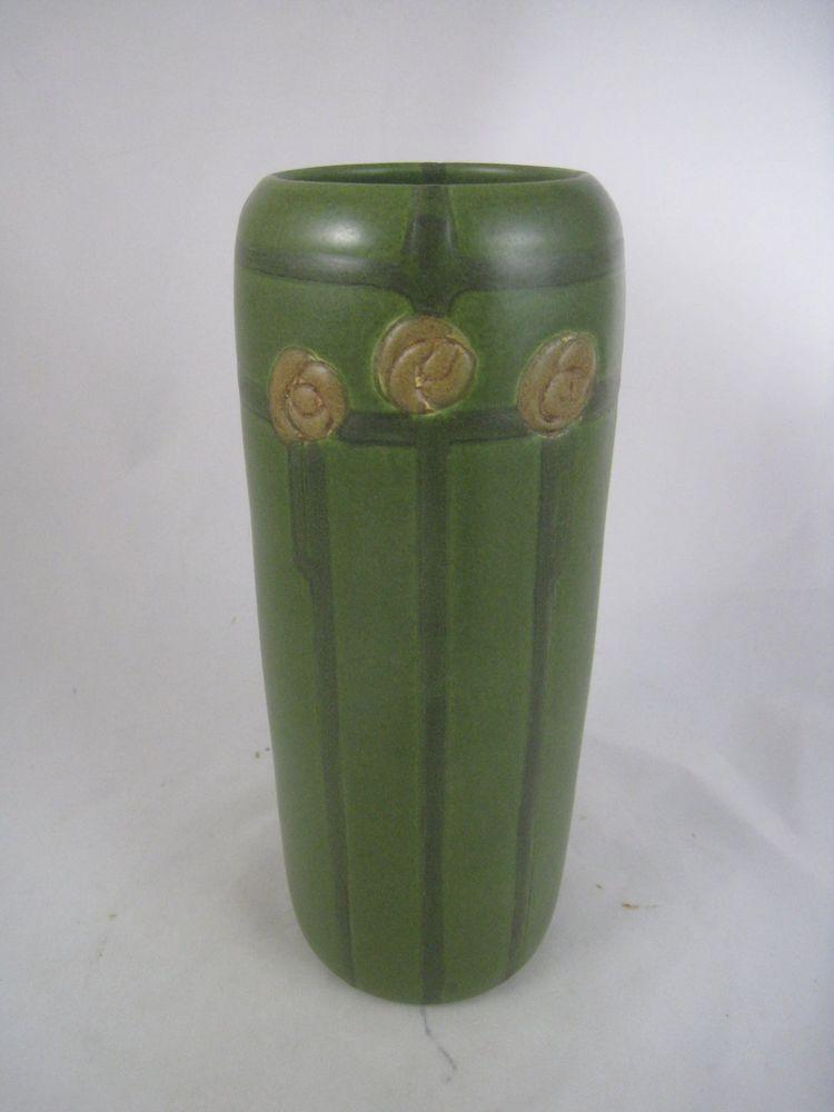 Ephraim Faience Pottery | Experimental | Craftsman Rose  | 2006