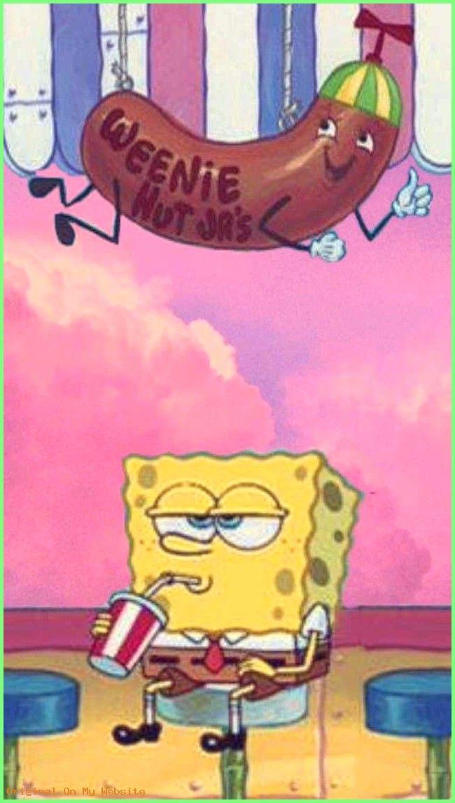 Spongebob Aesthetic Wallpapers 2 Imgur Cartoon Wallpaper Iphone Cartoon Wallpaper Wallpaper Iphone Cute
