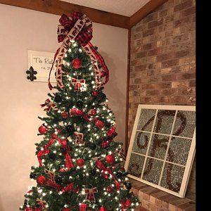 Gingerbread Christmas Ornaments / Felt Gingerbread