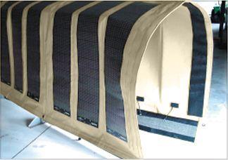 Tactical Solar® Tents Portable Power Pack - 190 Watt ETI Part # ETI0021-0052 & Tactical Solar® Tents Portable Power Pack - 190 Watt ETI Part ...