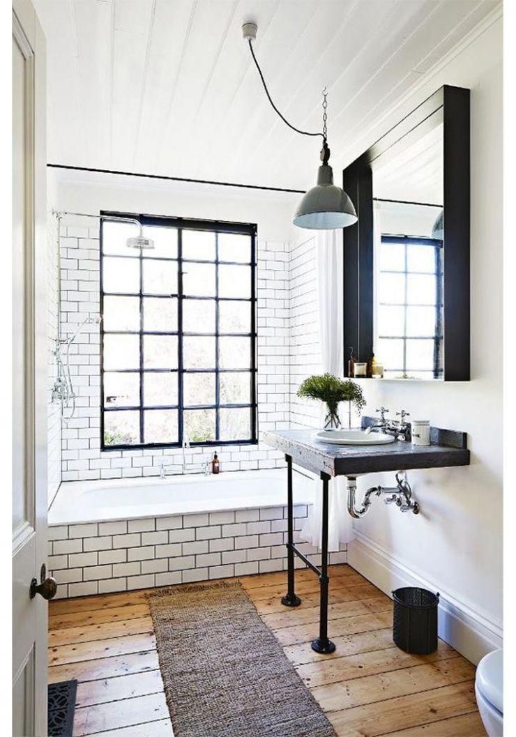 Inspiratie voor metrotegels in de badkamer - Interior inspiration ...