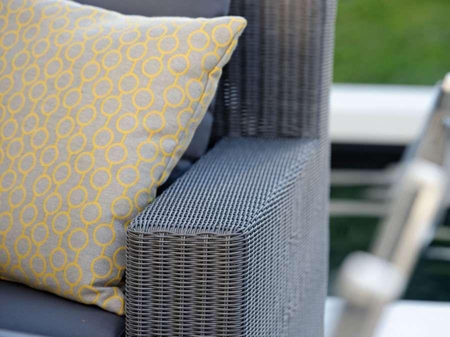 Stern Fontana Dining 3 Sitzer Loungesofaelement Geschlossen Armlehnen Detail Mit Bildern Sofa Lounge Sterne
