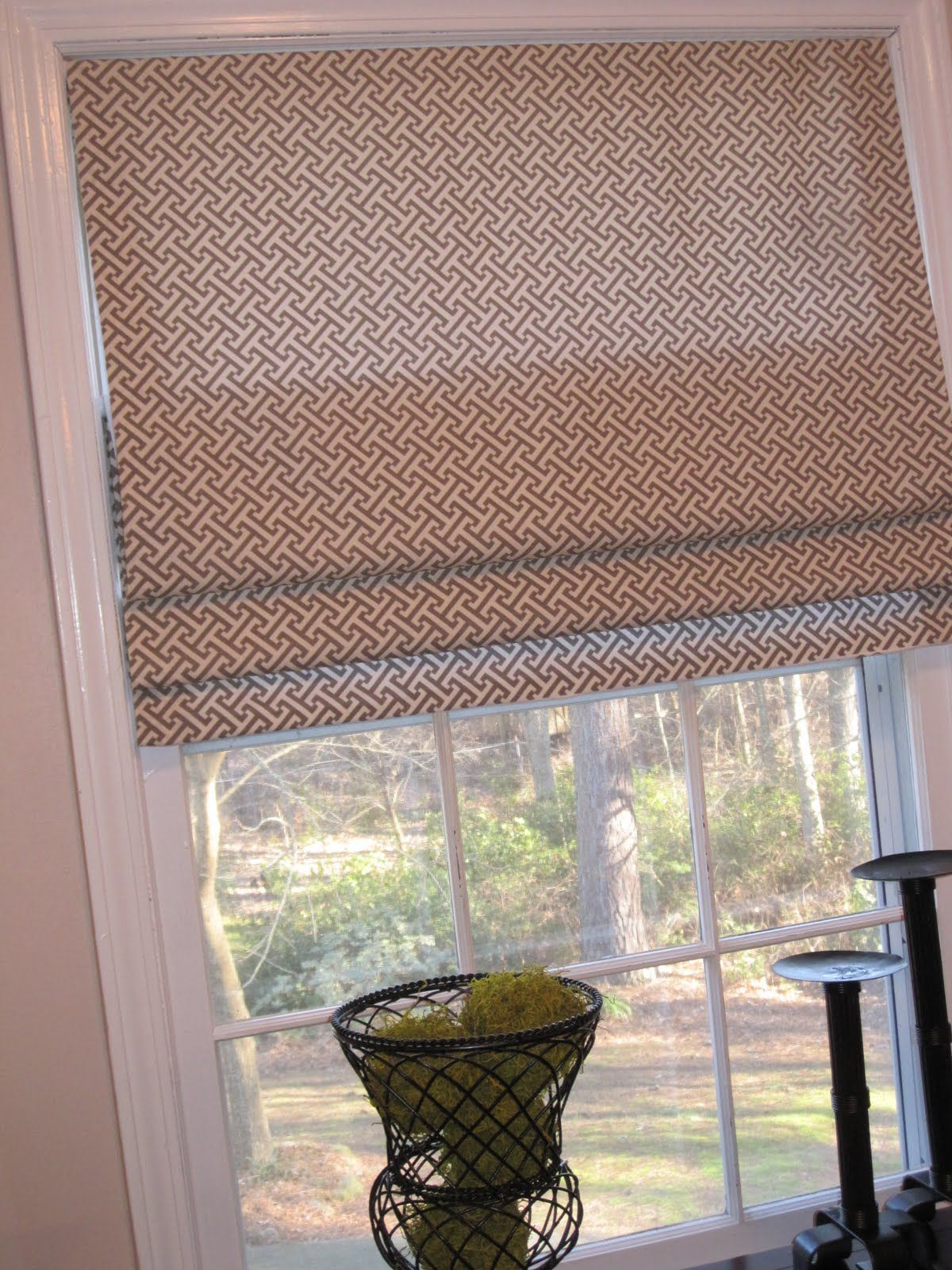 Easy cheap diy window treatments sew for your home for Shades and window treatments