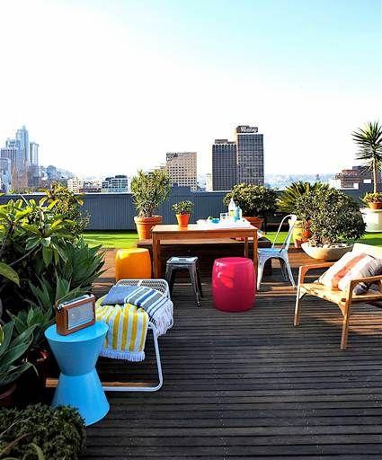 decoracin de terrazas para aticos para ms informacin ingresa en http