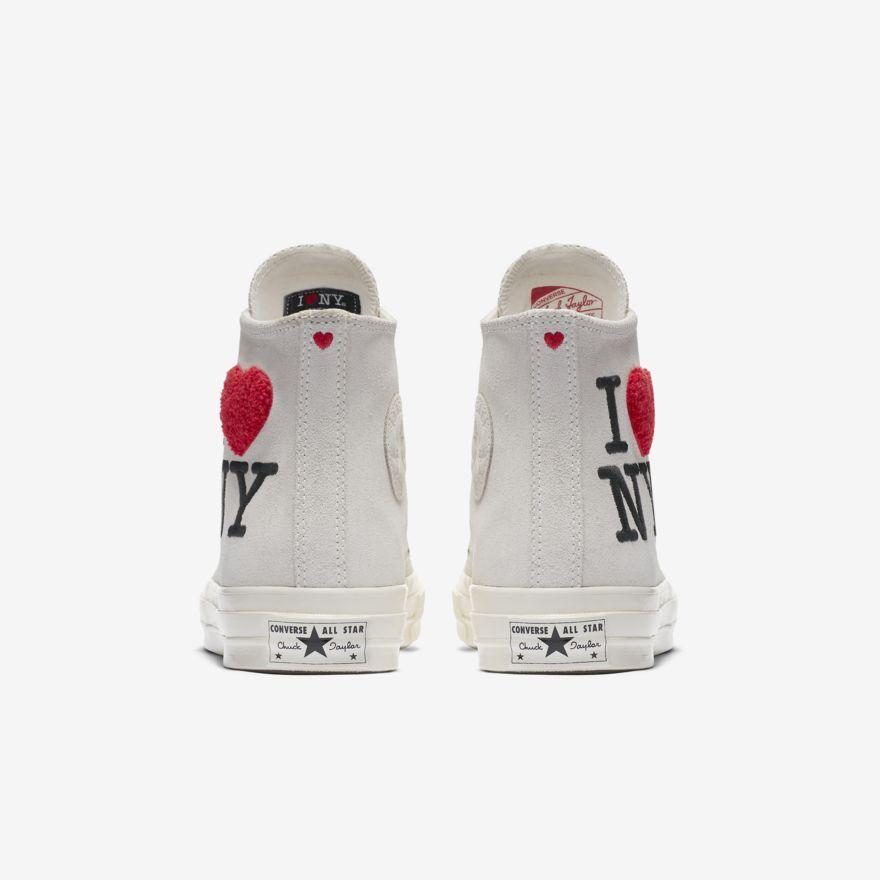 c8579166bc4be Converse Chuck 70 I Love NY High Top Unisex Shoe