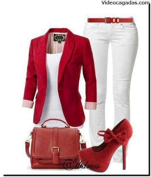 Saco Rojo | Style | Pinterest | Saco Rojo Sacos Y Rojo
