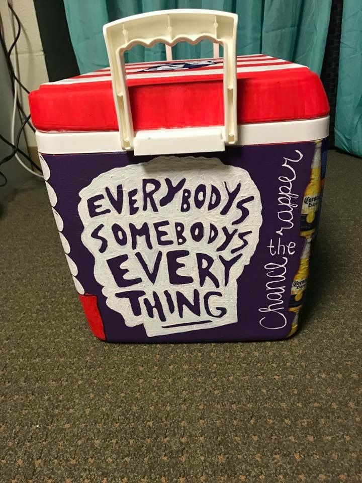 Everybody S Somebody S Everything Chance The Rapper Coloring Book Lyrics Cooler The Cooler Connection Chance The Rapper Cooler Connection Coloring Books