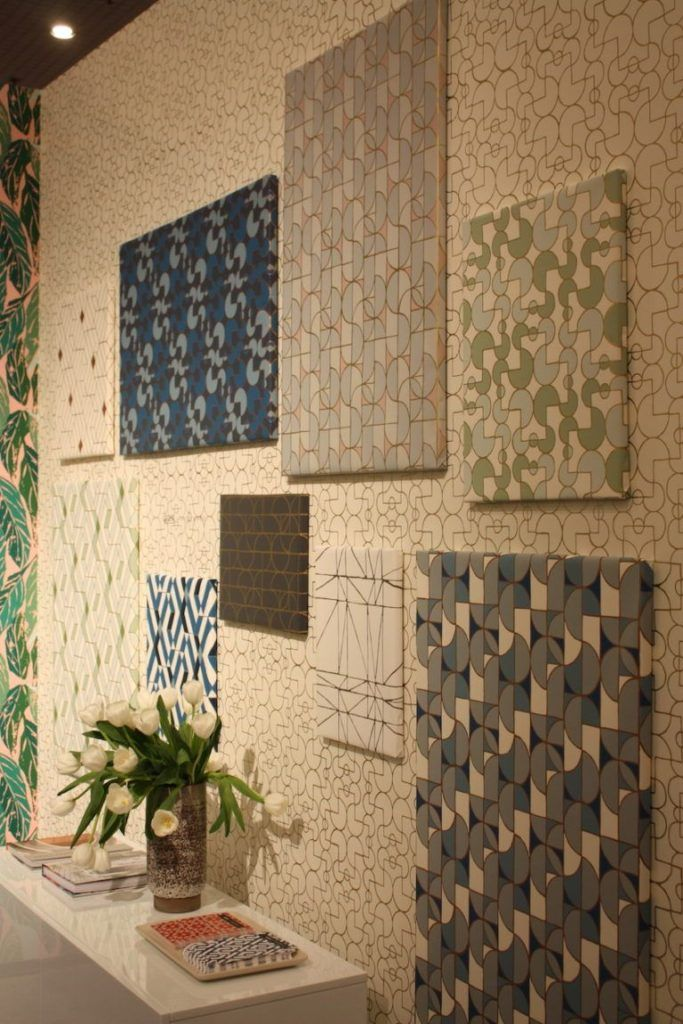 Modern Wall Coverings Feature Custom Papers And 3d Tiles Wall