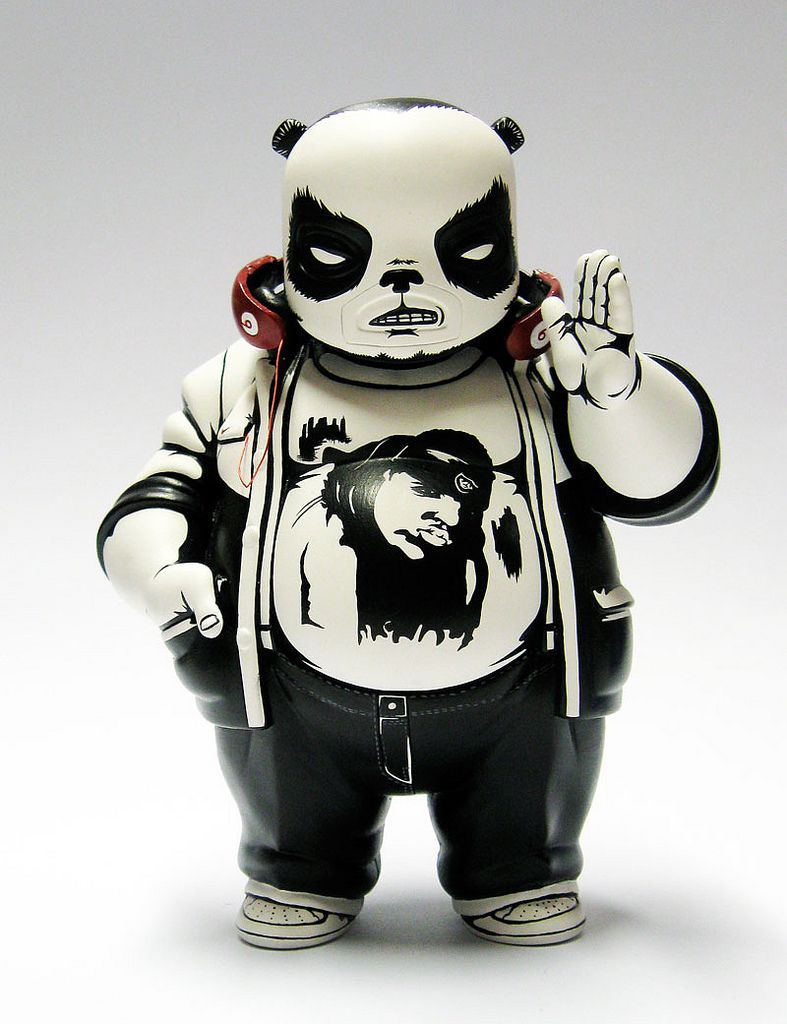 El Panda custom by Jon-Paul Kaiser