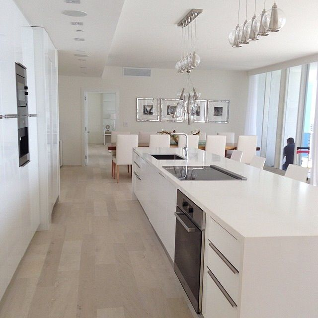 Like The Island Arrangement Of Sink And Hob My New House In 2019