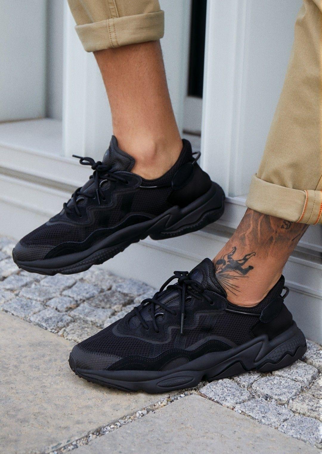 Adidas ozweego black i 2020