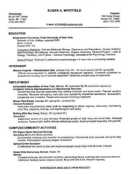 Generic Resume Template Adorable How To Write Job Resume Letter  Job Resume 101   Pinterest  Job