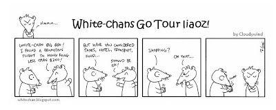 White-chans Go Tour Liaoz #9