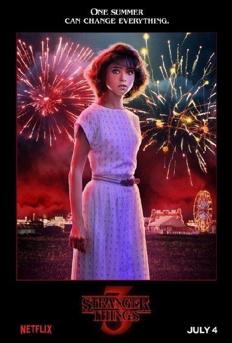 'Stranger Things' Star Natalia Dyer: Season 3 Is Bigger, Darker and Scarier #seriesonnetflix
