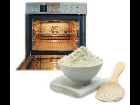 C mo limpiar el horno v i d e o s utiles - Como limpiar el horno ...