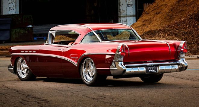 The Ultimate 1957 Buick Heads to the 2015 SEMA Show