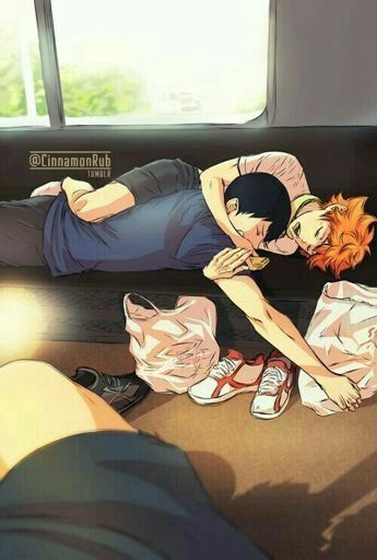 Pictures Of Different Haikyuu Ships  - 15